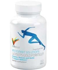 マルチビタミン女性用ゴールドフォーミュラ(Bodysmart Solutions Womens Gold)の商品画像